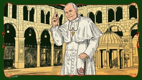 Paus Yohanes Paulus II: Kunjungi Masjid, Mencari Perdamaian