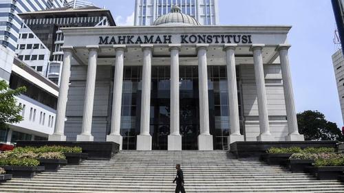 Kompi Personel Tni Polri Dikerahkan Amankan Mahkamah Konstitusi