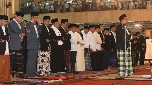 Fatwa Mui Tentang Tata Cara Sholat Idul Fitri Saat Pandemi Corona Tirto Id