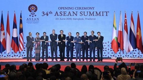 Hadapi Perang Dagang, ASEAN Perkuat Kerja Sama Ekonomi