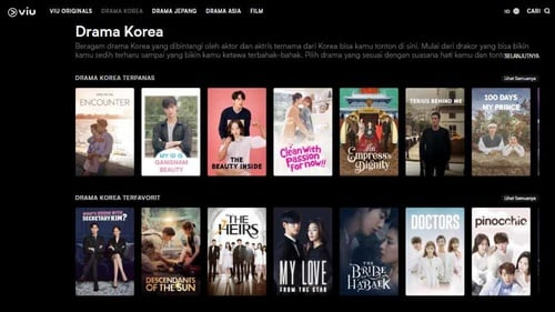 Perbedaan Drama Korea dan Web Drama, Durasi Hingga Biaya