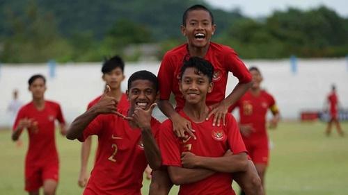 Image result for Begini Cara Timnas Indonesia U-18 Rayakan Iduladha di Vietnam