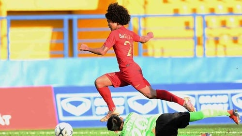 Garuda Select Alasan Bagus Kahfi Bisa Cetak Gol Vs Juventus U17