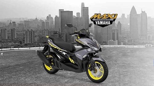 Harga Yamaha Aerox Baru dan Bekas per September 2019, Saingi