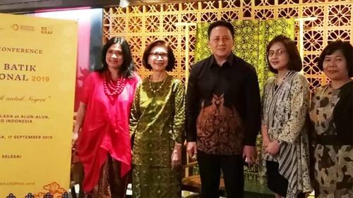 Perayaan Hari Batik Nasional 2019 Akan Digelar Di Jakarta
