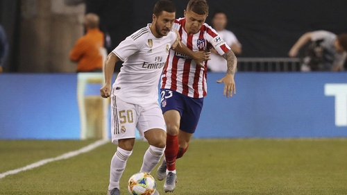 real madrid vs atletico madrid ap 2 ratio