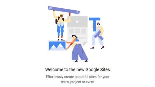 Cara Mudah Membuat Website Dengan Google Sites Tirto Id