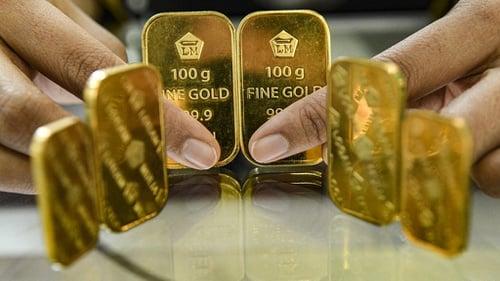 Instrumen investasi:emas