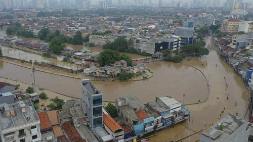 Penyebab Banjir Jakarta 2020 Dan Daftar Jumlah Korban Meninggal Tirto Id