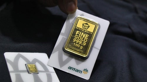 Harga Jual 1 Gram Emas Antam Di Logam Mulia 18 Mei 2020 Tirto Id