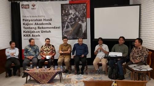 Kasus Pelanggaran Ham Di Aceh Tidak Kelar Dengan Tanda Tangan Tirto Id