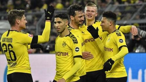 Prediksi Dortmund Vs Club Brugge Jadwal Ucl Klasemen Live Tv Tirto Id