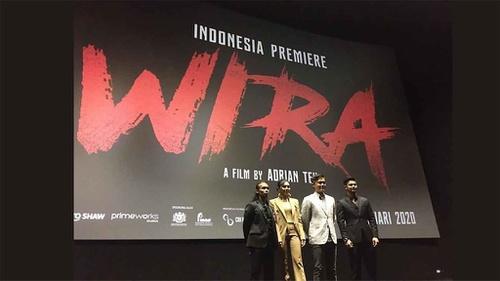 Sinopsis Wira Film Aksi Karya Adrian Teh Rilis Bioskop Hari Ini Tirto Id