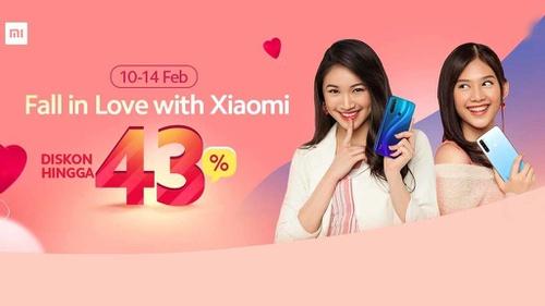Promo Valentine Xiaomi 2020 Di Mi Com Beri Diskon Hingga 43 Persen Tirto Id
