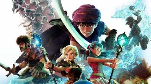 Dragon Quest Your Story Animasi Jepang Tayang Di Netflix Hari Ini Tirto Id