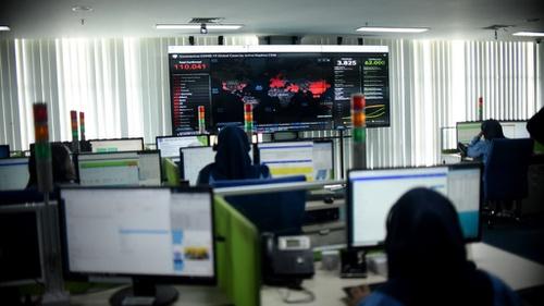 Sistem Informasi Publik soal Corona: DKI Jakarta 1, Kemenkes 0