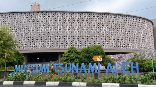 Banda Aceh Zona Merah Covid 19 Museum Tsunami Ditutup Sementara