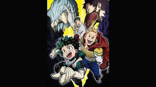 Preview Anime Boku No Hero Season 4 Ep 24 Endeavor Puncak Chart