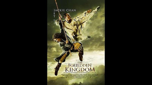 Sinopsis The Forbidden Kingdom Film Aksi Jackie Chan Jet Li Tirto Id