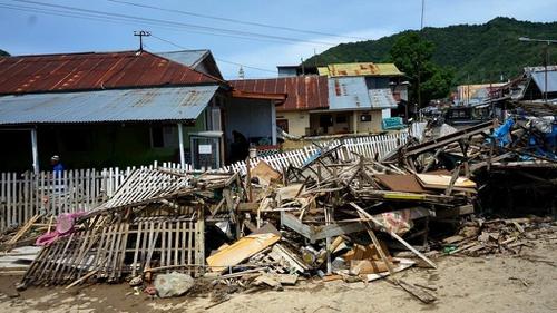 Banjir Gorontalo 43 Desa Di Gorontalo Bone Bolango Terdampak Tirto Id