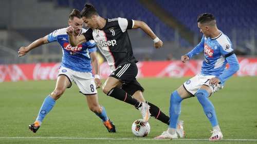 Live Juventus Vs Napoli Skor H2h Supercoppa Italia Siaran Tvri Tirto Id