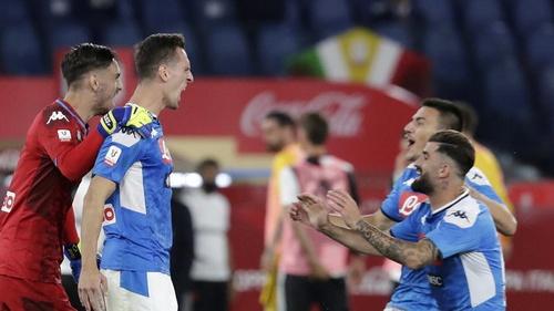 Live Streaming Bein Napoli Vs Lazio Di Serie A 2020 Malam Ini Tirto Id