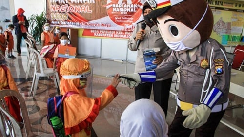 20 November Hari Anak Sedunia Ketahui Risiko Anak Di Indonesia Tirto Id