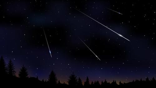 Hujan Meteor Geminid Malam Ini Terjadi Jam Berapa Cara Nontonnya Tirto Id
