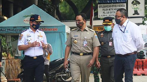 Anies Bahas Psbb Jakarta Dengan Menko Airlangga Besok Tirto Id