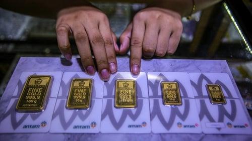 Harga Emas Hari Ini 12 Januari Naik Di Butik Lm Pulo Gadung Tirto Id