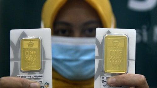 Harga Emas Terus Turun Hari Ini 1 Desember Antam Dan Emas Dunia Tirto Id