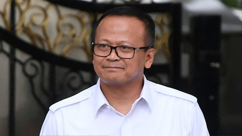 Biodata Edhy Prabowo Menteri KKP & Hubungan dengan Prabowo Subianto -  Tirto.ID