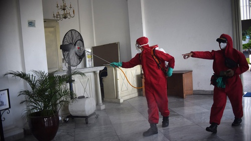 Bertambah 8 369 Kasus Corona Indonesia 3 Desember Pecah Rekor Lagi Tirto Id