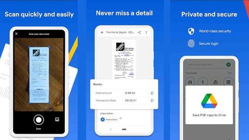 Google Rilis Stack Aplikasi Android Untuk Scan Kategorikan Dokumen Tirto Id