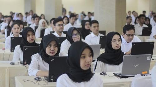 Contoh Soal Skd Cpns Kemenkumham 2021 Twk Tiu Dan Tkp Tirto Id