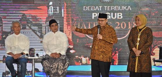 Pilgub Jateng 2018: Di Balik Rendahnya Elektabilitas Sudirman-Ida