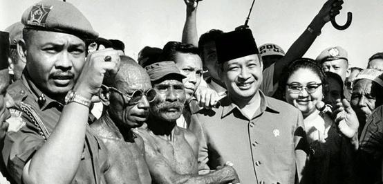 Beda Sukarno dan Soeharto Dalam Memperlakukan Papua