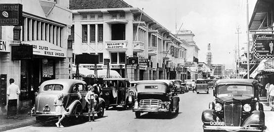 Haji Ghany Aziz, Pengusaha Palembang yang Digerebek Tentara Inggris