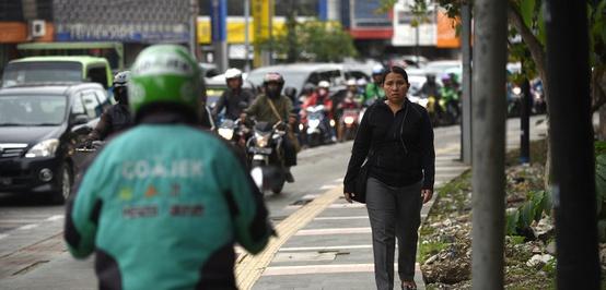 Kemenhub Tetapkan 3 Zona Tarif Ojek Online, Jabodetabek Rp 2.000/Km