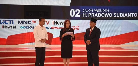 Debat Capres 2019, Prabowo Tak Paham Istilah Unicorn