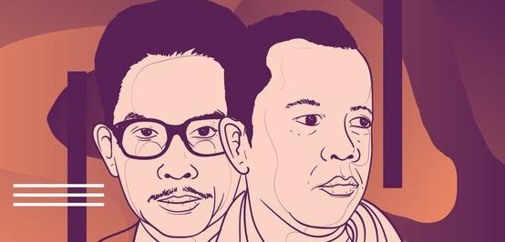 Soeharto dan Dua Anak Buahnya yang Pelaku 'Makar', Untung & Latief