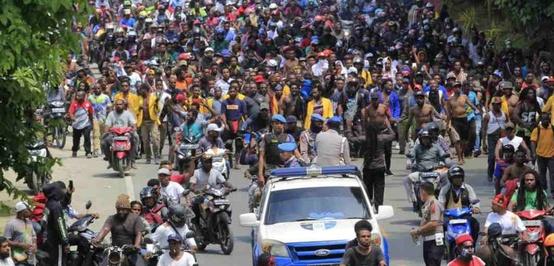 Rusuh di Papua Barat karena Rasisme, Bukan yang Lain