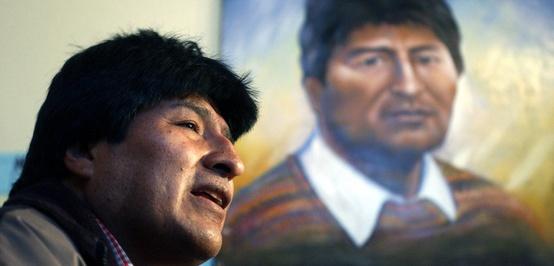 Evo Morales, Mantan Petani Koka dan Pelindung Litium Bolivia