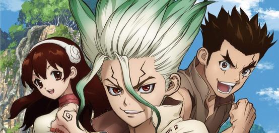 Anime Dr. Stone: Ketika Manusia Membatu, Apakah Kata Sains?