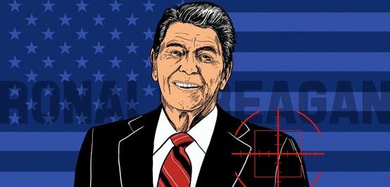 Menembak Ronald Reagan Demi Perhatian Bintang Film Taxi Driver