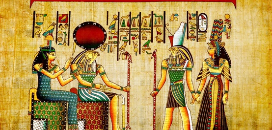 Cacar sebagai Duta Kematian yang Membunuh Raja Mesir Ramses V