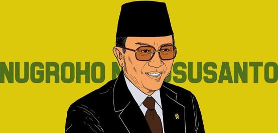 Nugroho Notosusanto, Tulang Punggung Penulisan Sejarah Versi Orba