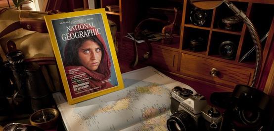 'Afghan Girl': Ironi Amerika dan Simbol Getir Kesengsaraan Perang
