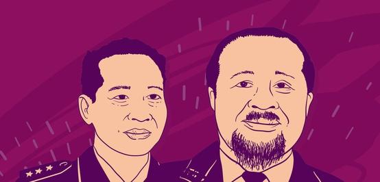Soeharto Diselamatkan Gatot Subroto dalam Kasus penyelundupan Beras