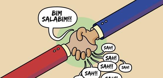 Skandal DPR dan Pemerintah Jokowi Mengesahkan RUU Cipta Kerja